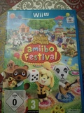 Juego Wii u Animal Crossing Amiifestival - foto