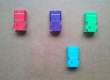 4 conectores altavoces Philips LX3750 - foto