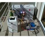 Cargas de Gas Aire Acondicionado - foto