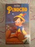 Pinocho - Walt Disney VHS - foto