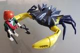 playmobil 4804 - Cangrejo Gigante - foto