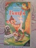 Bambi - Walt Disney VHS - foto