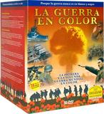 LA GUERRA EN COLOR 10 DVDS