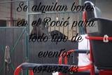 Alquiler de boxes o plazas en El Rocío - foto