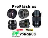 Objetivos Para Canon Y Nikon de Yongnuo - foto