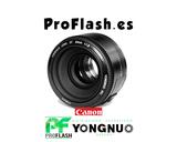 Objetivo para Canon 50mm 1.8 - foto