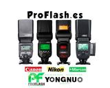 Flashes speedlite yongnuo - foto