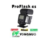 Flash a Bateria - Yongnuo YN-860LI - foto