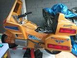 FALGAS moto GoldWind Infantil - foto