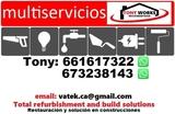 Multiservicios Profesionales Tony - foto