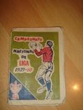 campeonato Nacional de Liga 1959-1960 - foto