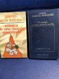 GABRIEL GARCÍA MARQUEZ.  2 OBRAS MAESTRAS - foto