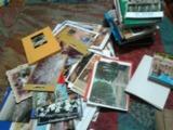 Coleccion de postales - foto