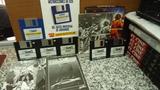 lote de juegos en disquettes 3,5 - foto