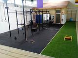 pavimentos de gimnasios - foto