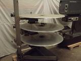 Mesa rebobinado cabina cine coliseum - foto
