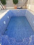 piscina  safreig lamina armada - foto