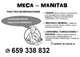 Multi-servicio a domicilio (Manitas) - foto