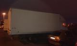 personal con furgones - foto