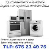 Técnicos gama blanca electrodomésticos - foto