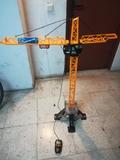 Mega Torre Grúa. Toys R Us, 20 Toneladas - foto
