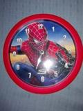 Reloj de pared Spiderman - foto