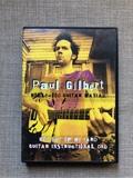 Video guitar Paul Gilbert Get out DVD - foto