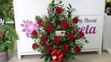 Cestas de rosas - foto