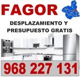 FAGOR MURCIA. Desplazamiento gratis - foto