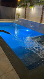 Hormigón gunite, piscinas - foto