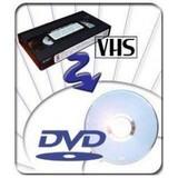 Vhs y 8mm a dvd - foto