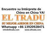 Traductor Chino Español En Beijing China - foto