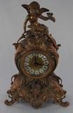Reloj de bronce quartz angeles - foto