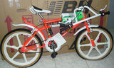 BICICLETA CALIFORNIA STAR3 BMX NUEVA - foto