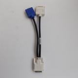 Cable DVI-I (M) salida DVI-D(H) y VGA(H) - foto