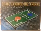 Ping-Pong maletín de mesa - foto