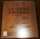 La cocina española, platos tipicos regio - foto