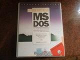 MS DOS MICROSOFT - foto