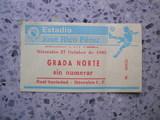 entrada hercules-r.sociedad copa 1993 - foto
