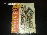 KO comics, 4 tomos completos, año 1983 - foto