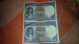 billetes 100 pesetas año 1931 - foto