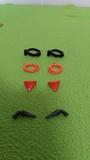 2.5  Lote accesorios oeste Playmobil - foto