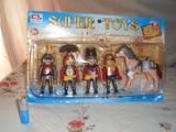 Blister super toys playmobil - foto