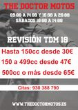 Revisión The Doctor Motos - foto