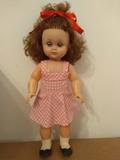 muñeca antigua - foto