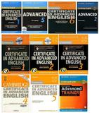 CAE ADVANCED ENGLISH TEST EXAMS - foto