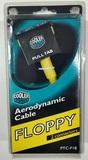 Cable aerodinámico para disquetera - foto
