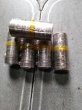 monedas de 5 pesetas sin circular - foto