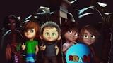 DISEÑO Y DIBUJOS ANIMADOS 3D HD - foto
