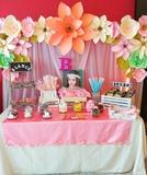 Mesa de chuches y dulce - foto